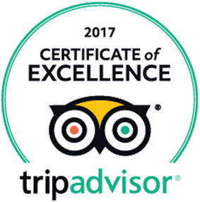 Skipjack Nautical Wares & Marine Gallery TripAdvisor Certificate of Excellence 2017