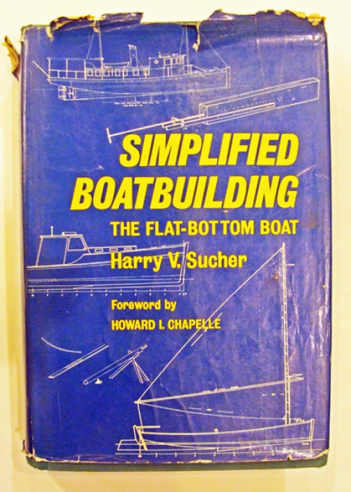 Simplified Boatbuilding: The Flat-Bottom Boat