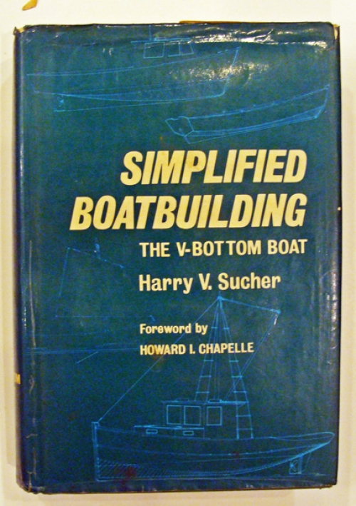 Simplified Boatbuilding: The V-Bottom Boat