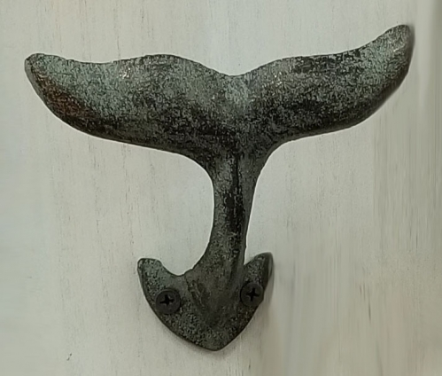Whale Tail Hook (new)