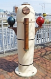 Henry Browne Sestreline ship binnacle compass antique nautical