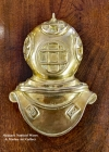 Brass Deep Sea Divers Helmet Door Knocker