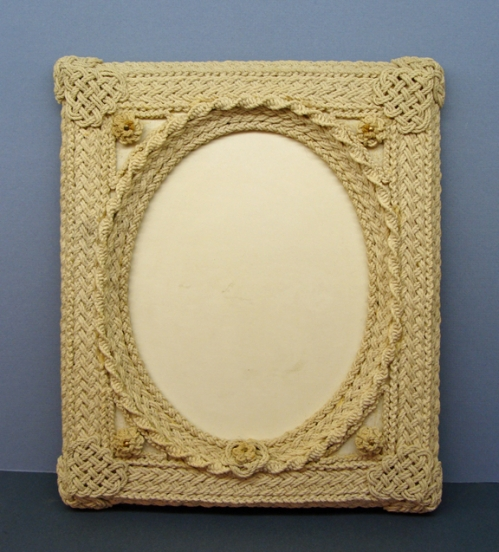 Fancy Knotwork Sailor Art Frame by Joe McNelis