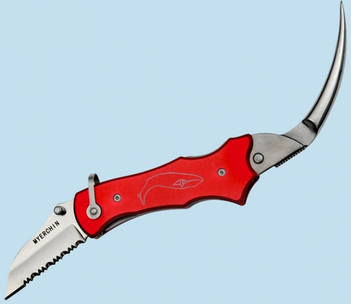 Sailor's Tool Color:Red