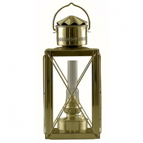 Brass Cargo Lantern (oil) (new)