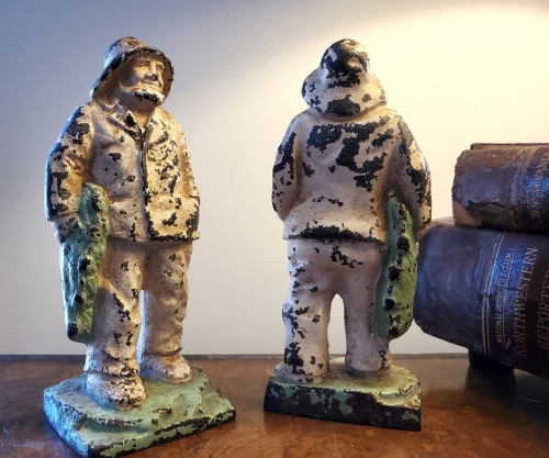 "Littco ""Old Salt"" Bookends"