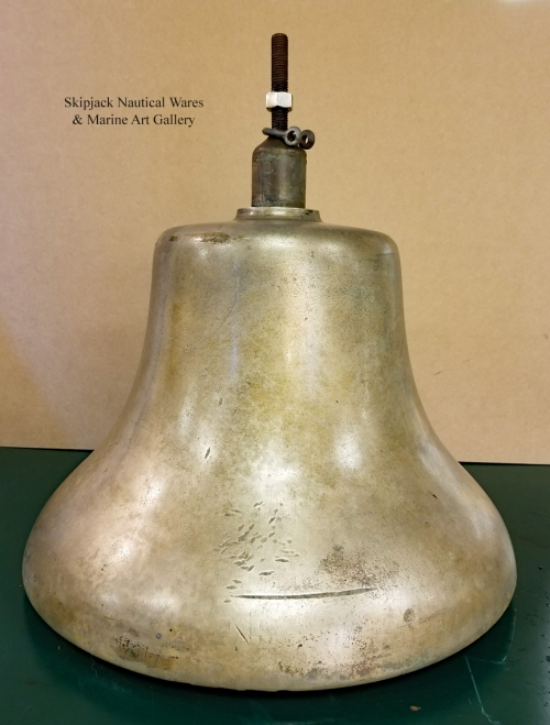 Large Bronze Bell