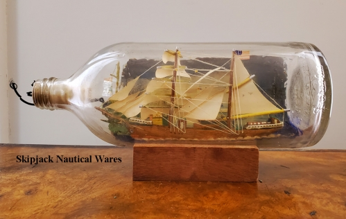 Ship Diorama American Diorama- Sailor Art